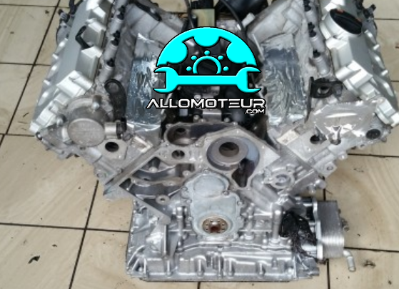 Bloc moteur AUDI 2.8 FSI BDX