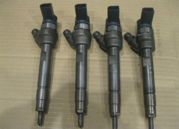 Lot de 4 injecteurs BMW F10 F20 F30 F25 2.0D 184cv