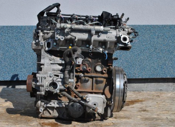 Bloc moteur MAZDA CX-7 Phase 2 2.2 CDVi 4WD 173 cv
