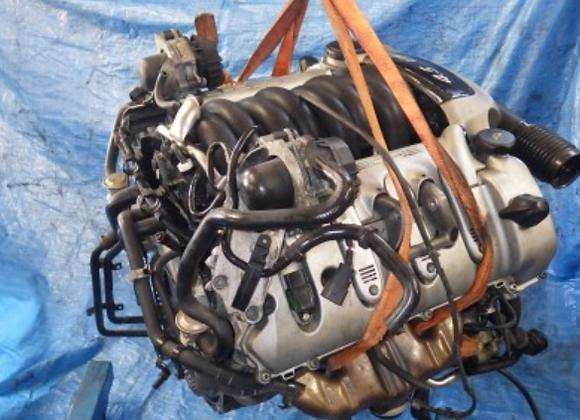 Moteur complet PORSCHE Cayenne 9PA S 4.5 i V8 Break 340cv Boîte auto