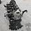 Thumbnail: Bloc moteur nu VOLKSWAGEN Transporter 1.9 D 61cv
