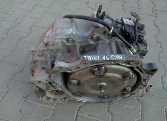 Boite de vitesses automatique SsangYong Tivoli XLV 1.6 E-XDI