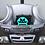 Face avant complète Mitsubishi Pajero IV 3,2 DID