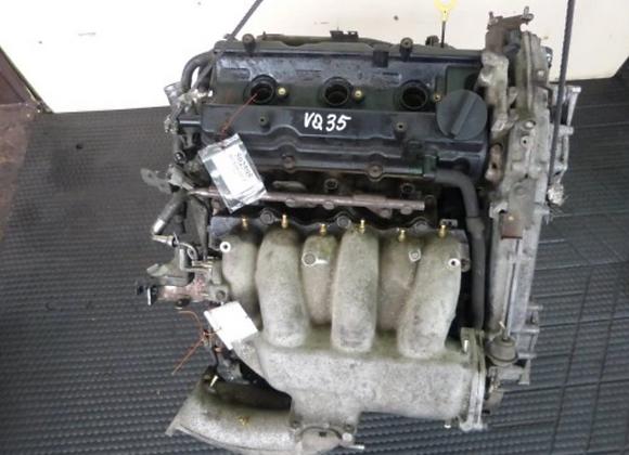 Moteur complet NISSAN Murano 3,5 B V6 VQ35 8 CAW