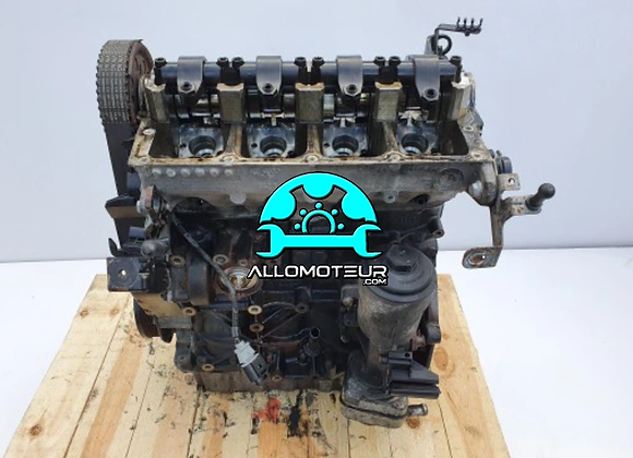 Bloc moteur BLS