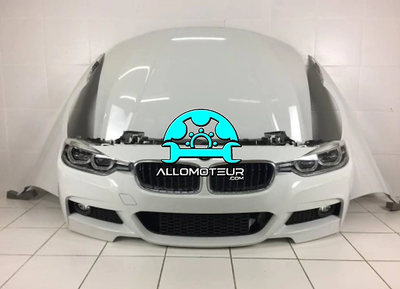 Face avant complète BMW Série 3 (F30)