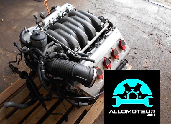 Moteur complet AUDI S4 4.2 V8 REF BBK