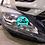 Face avant complète Jaguar E-Pace