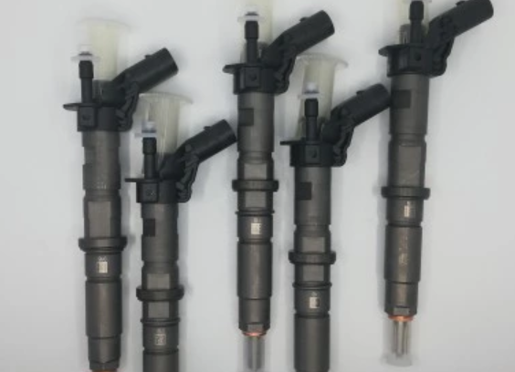Lot de 5 injecteurs Volkswagen Crafter 2,5 TDI 0445115028