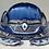Thumbnail: Face avant complète RENAULT TALISMAN 1.6 DCI