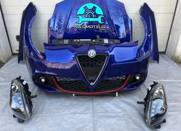 Face avant complète Alfa Romeo Giulietta