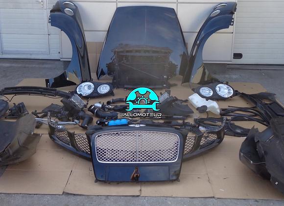 Face avant complète Bentley Continental GT Phase 2