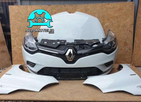 Face avant complète Renault Clio IV Phase 2