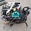 Bloc moteur Renault Mégane IV 1.6 TCe 205 cv M5MB450