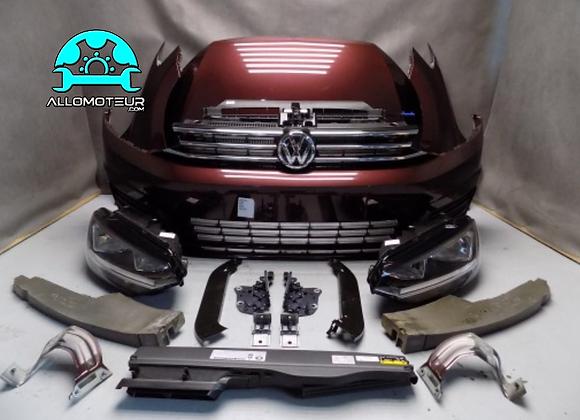 Face avant complète Volkswagen TOURAN 2.0 TDI