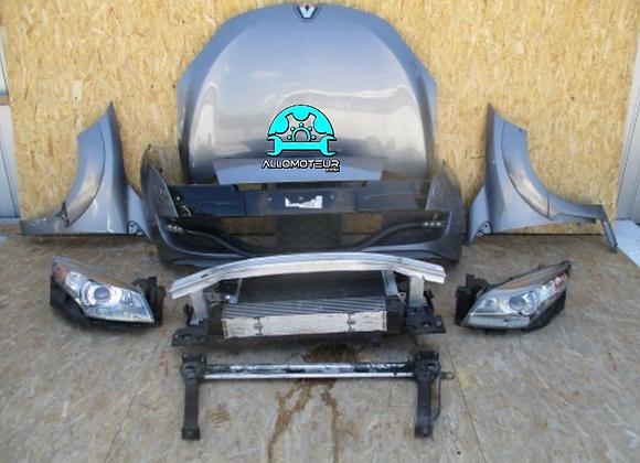 Face avant complète Renault Megane III RS