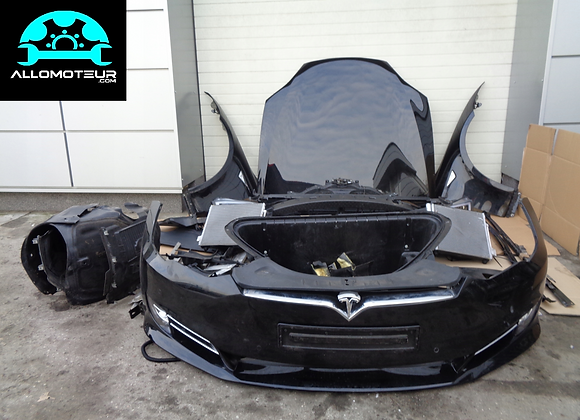 Face avant complète Tesla S Phase 2 90D