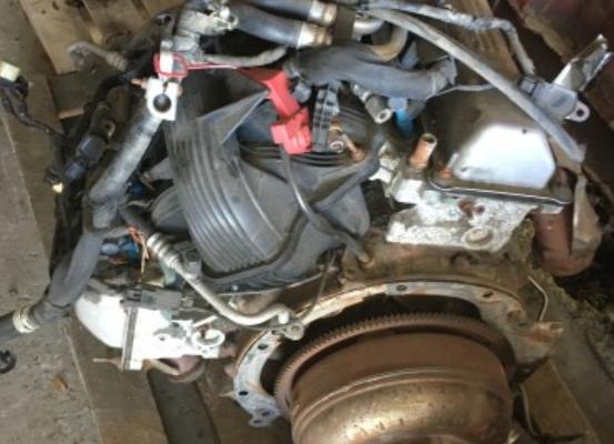 Bloc moteur JEEP GRAND CHEROKEE 3.7 V6