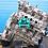 Bloc moteur nu Mercedes-Benz Classe GLE 450 AMG (Type 166 & 292) 367 cv