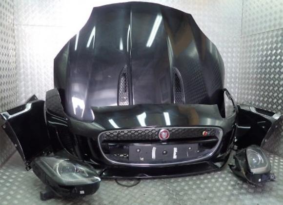 Face avant complète Jaguar F TYPE S 2015