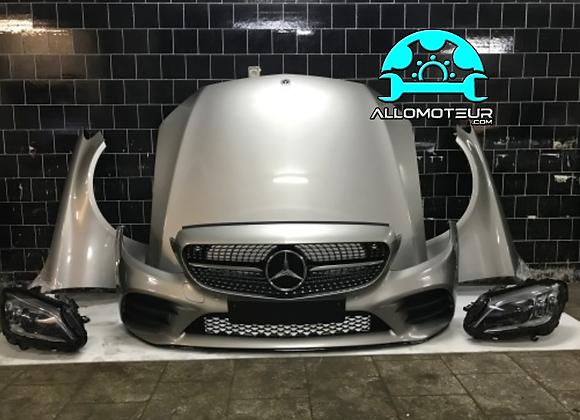 Face avant complète Mercedes-Benz Classe C (W205) phase 2 C63 AMG