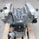 Thumbnail: Bloc moteur nu PORSCHE PANAMERA TURBO S 4.8 V8