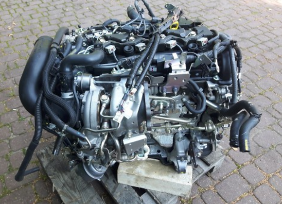 Moteur complet MAZDA CX-5 2.2 TDI 4x2 150 cv Boîte auto