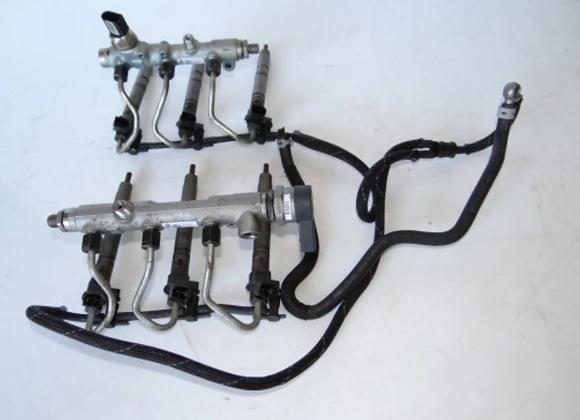 Lot de 6 injecteurs Bosch AUDI 3.0 TDI 059130755CB