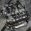 Moteur complet AUDI Q7 4.2 TDi FAP V8 Quattro 326 cv Boite Auto CCF
