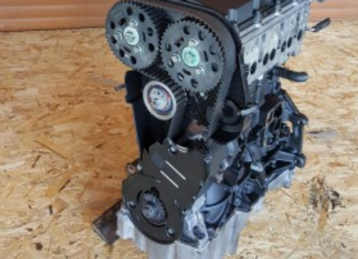 Bloc moteur nu AUDI A4 Serie 2 Phase 2 (8EC) 2.0 TDi 16V 140cv BLB BRE