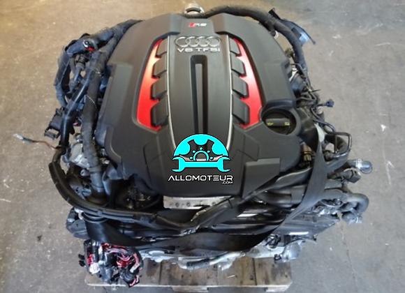 Moteur complet AUDI RS6 / RS7 4.0 TFSI V8 CWUC