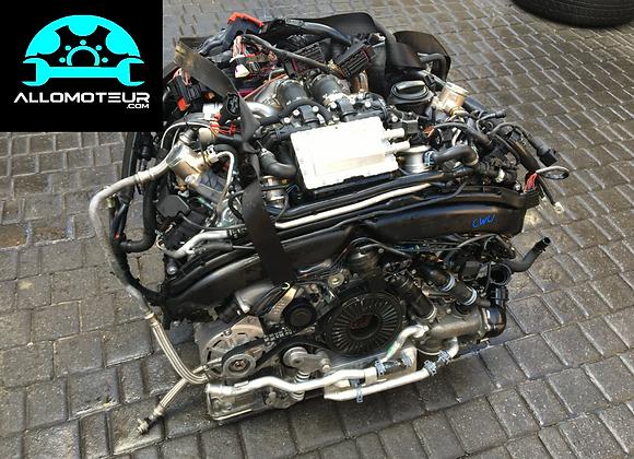 Moteur complet Audi RS6 4.0 V8 TFSI 605cv CWU