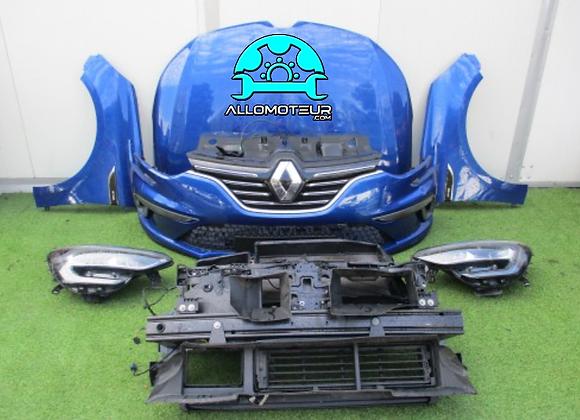 Face avant complète Renault Megane IV  GT 1.6 DCI