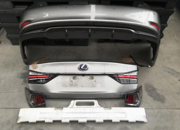 Face arrière complète Lexus GS 300h