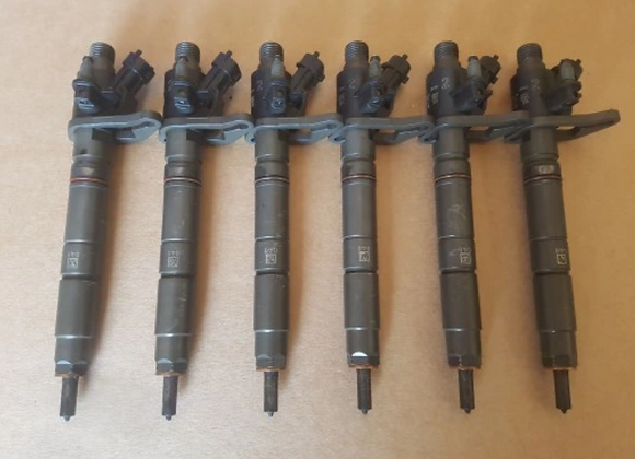 Lot de 6 injecteurs LAND ROVER, JAGUAR FW939K546AA
