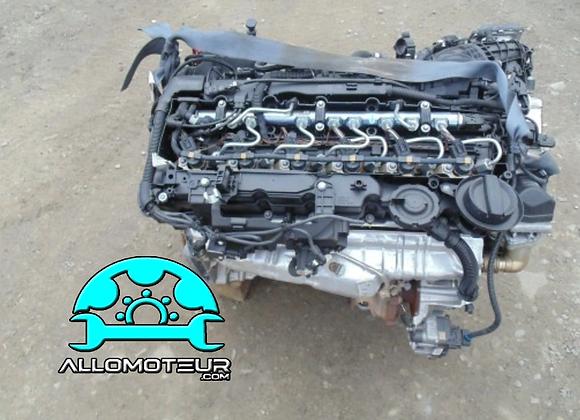 Moteur complet BMW X3 / X4 F26 3.0XD N57D30A