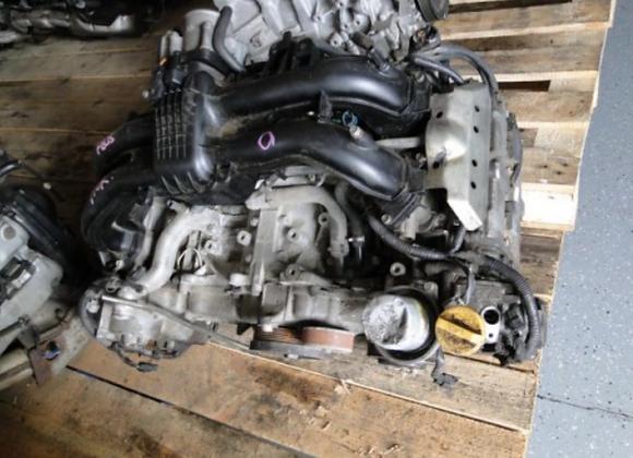 Moteur complet SUBARU Legacy 3 Break 2.5 i 4WD 156cv Boîte auto