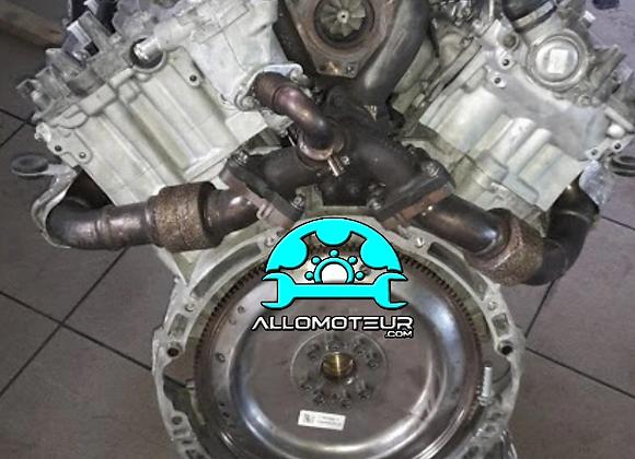 Bloc moteur Mercedes-Benz Classe M (Type 166) 350 CDI 258cv