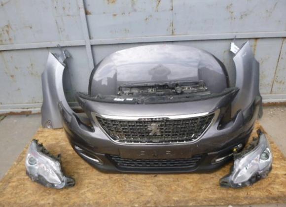 Face avant complète Peugeot 2008 Phase 2