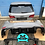 Face arrière AUDI RS3 Phase 2 2019