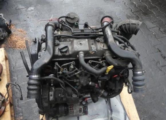 Moteur complet Ford Focus 1,8 TDCI FFDA