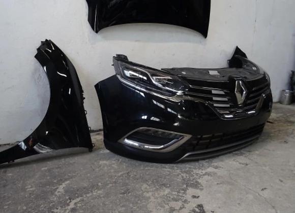 Face avant complète Renault Espace V Initiale