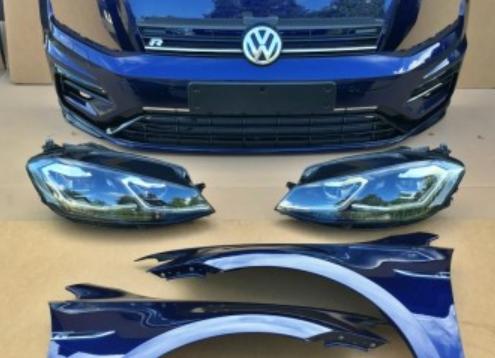 Face avant complète Volkswagen Golf 7 R
