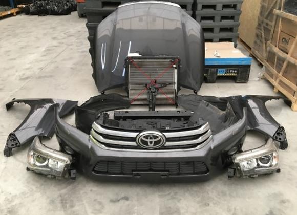Face avant Toyota Hilux 2.4 D4D 2017