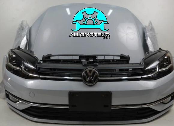 Face avant complète Volkswagen Golf VII Phase 2