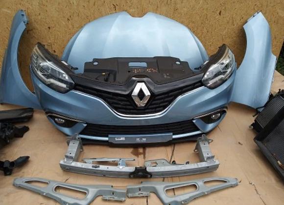 Face avant complète Renault Scenic IV
