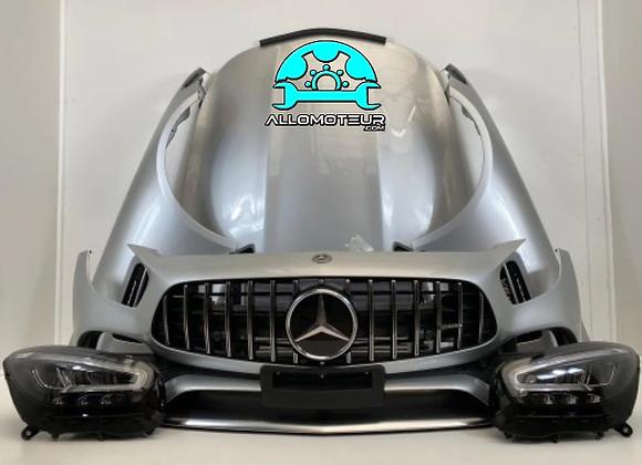 Face avant complète MERCEDES AMG GT S W190 2019-2020