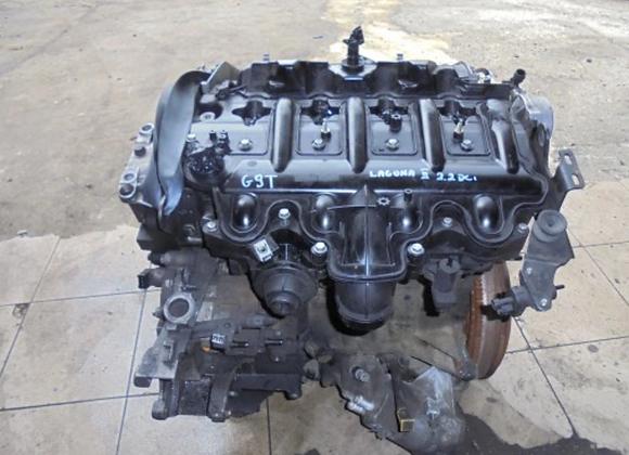 Moteur complet Renault Laguna II 2.2 DCI 150 cv G9T702