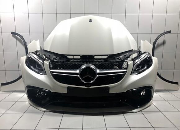 Face avant complète Mercedes W292 GLE 63