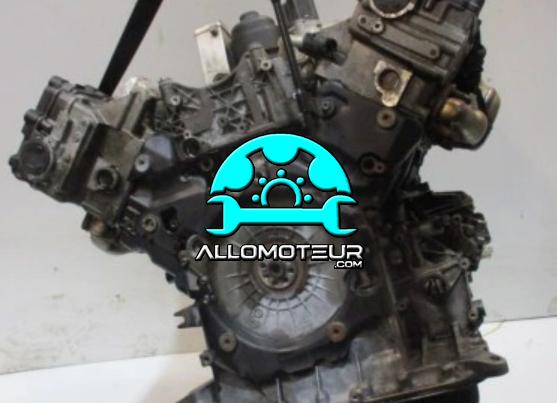 Bloc moteur AUDI Q7 4.2 TDi FAP V8 Quattro 326 cv Boite Auto CCF